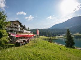 Hotel Seebüel, Davos (Laret yakınında)