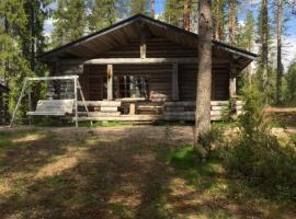 Mänty- lodge, Syöte