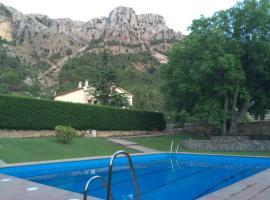 Hotel Rural Riogazas