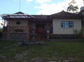 Quinta Nallig, Gualaceo (General Leonidas Plaza Gutiérrez yakınında)