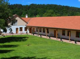 Horváti Vendégház, Erdőhorváti (рядом с городом Komlóska)