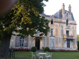 Château Saint Vincent, Базас