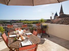 Vine Views, Pouzolles (рядом с городом Gabian)