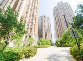 Dalian Ruyue Apartment, Dalian (Quanshuiyanzi yakınında)