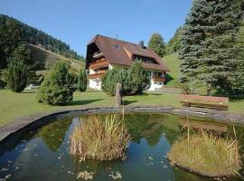 Gästehaus Absbachtal, Bad Rippoldsau-Schapbach (Wolf yakınında)