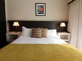 646 Hotel Balcarce, Balcarce (Los Pinos yakınında)