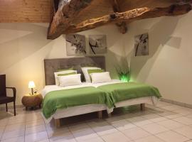 Chambre d'hotes Lencouet, Feugarolles (рядом с городом Espiens)