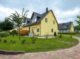 Villen am See - 4-Raum Häuser DHH Wiesenblick