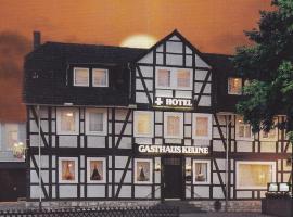 Hotel Gasthaus Keune, Salzgitter (Engelnstedt yakınında)