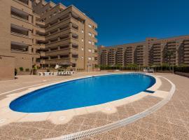 Apartamentos Jardines del Mar II, Oropesa del Mar (El Borseral yakınında)