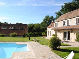 Villa Dikaria, Montacher (рядом с городом La Belliole)