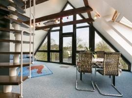 Atelierwohnung-Dachtraeume, Parchtitz