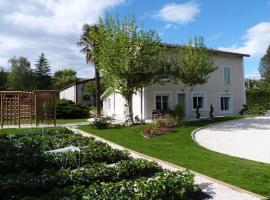 Gîte La Fraiseraie, Chanas (рядом с городом Épinouze)