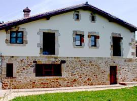 Casa Cigüenza, Cigüenza (Novales yakınında)