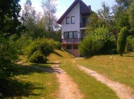 House near Sarajevo, Dragovići (Osenik yakınında)