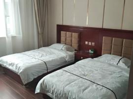 Silk Road Mingzhu Inn Zhangye, Linze (Banqiao yakınında)