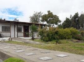 Quinta Lolita, Cevallos (Salasaca yakınında)