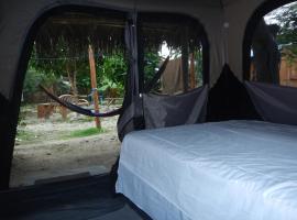 Cabalonga EcoAdventure, Puerto Cayo