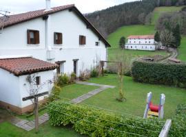 Casa Baztarretxe, Berástegui
