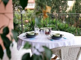 Appartamento in Villa , mare,storia, Villagrazia