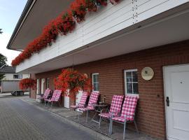 Hotel Steiner, Sehnde (Lehrte yakınında)
