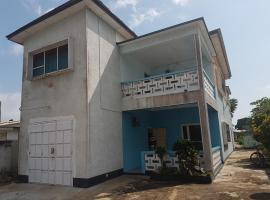 Tsisa Guest House, Keta (рядом с городом Anloga)