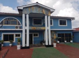 Queens View Guest House, Keta (рядом с городом Anloga)