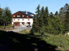 Les Logis de la Source, Col de Turini