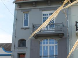 SOURIRE D'AVRIL, Амблетёзе (рядом с городом Audresselles)