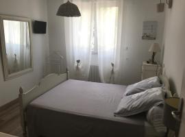 Chambre d'hôte chez l'habitant Biguglia, Biguglia (рядом с городом Пинето)