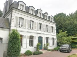 French Styled House Normandy, Saint-Aubin-Routot (рядом с городом Sainneville)