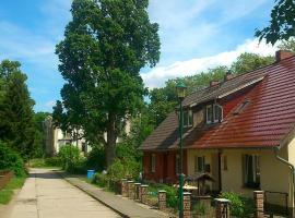 "Landhaus ""Am Schlosspark"", Großen Luckow (Schorssow yakınında)"
