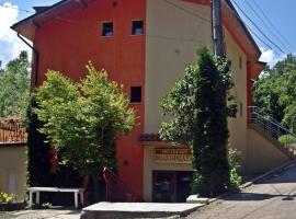 Hotel Restaurant Vodenitsata, Berkovitsa (Dŭlgi Del yakınında)