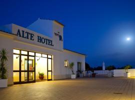 Alte Hotel, Alte