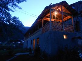 Guest House Pangani, Местия (рядом с городом Tvebishi)
