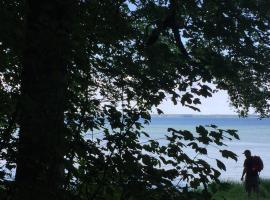 LindegaardApartment - woods and sea, Hejls