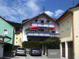 Ferienwohnung Örtl 7, Obernzell (À proximité de: Untergriesbach)
