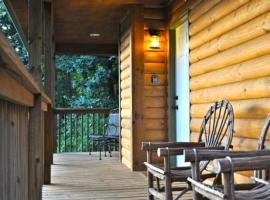 Rainbow Ridge Cabin, Busbee (in de buurt van Arden)