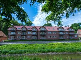 Hotel Hafen Hitzacker - Elbe, Hitzacker