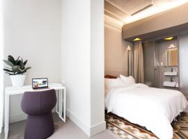 DestinationBCN - Universitat Rooms