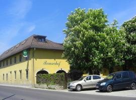 Remserhof, Sankt Valentin (Au an der Donau yakınında)