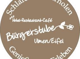 Hotel Restaurant Bürgerstube