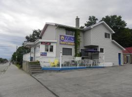 Lakeview Motel & Cottages, Sauble Beach (Tara yakınında)