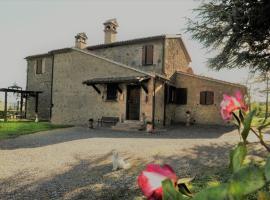 Casa Vacanze Paradiso, San Lorenzo Nuovo (Grotte di Castro yakınında)