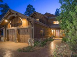 Pine Canyon Retreat, Flagstafas