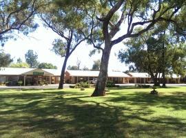 Cooee Motel, Gilgandra