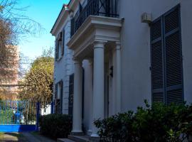 Egali Hostel Santiago