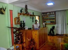 Banaue Evergreen Hostel and Restaurant