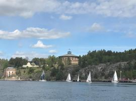 Fredriksborg Hotell & Restaurang, Värmdö