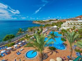 Hipotels Natura Palace Adults Only, Playa Blanca